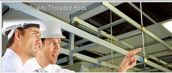 Threaded Rods Applications