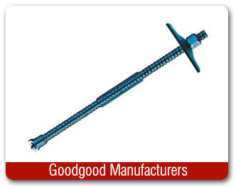 Rock Bolts Expansion Rock Anchor Bolts Exporters India